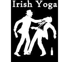 Irish Yoga Photographic Print