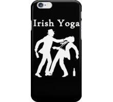 Irish Yoga iPhone Case/Skin