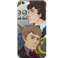 221B Locked iPhone Case/Skin