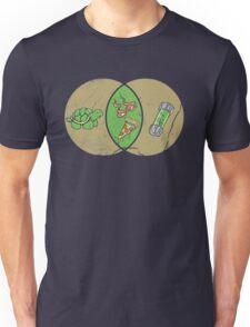 Mikey Diagram Unisex T-Shirt