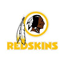 Washington Redskins Logo by Misco Jones
