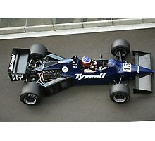 Tyrell F1 Historic Photographic Print