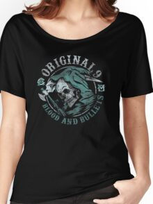 Blood and Bullets Women's Relaxed Fit T-Shirt