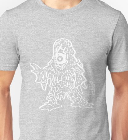 DAIKIAJU COUNTESS - WHITE Unisex T-Shirt