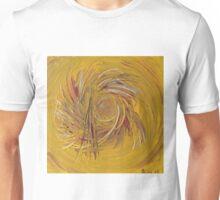 Golden Galaxy Catherine Wheel Unisex T-Shirt