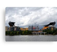 Pittsburgh Tour Series - Heinz Field Canvas Print