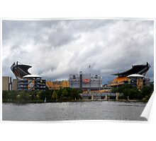 Pittsburgh Tour Series - Heinz Field Poster