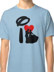 I Heart Happily Ever After Classic T-Shirt