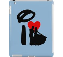 I Heart Happily Ever After iPad Case/Skin