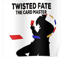 Twisted Fate Poster