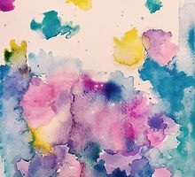 Watercolor : Whimsy  by PeonyPaints