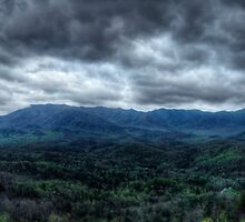A Stormy Day in the Smokies by James Hoffman