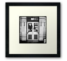 The Pub Framed Print