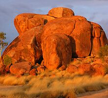 Devils Marbles by Ronjohn