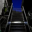 Millers Point steps by Alex Howen