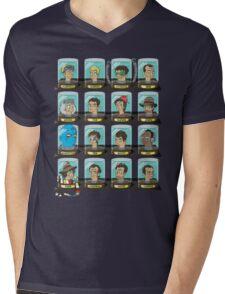 Doctorama Mens V-Neck T-Shirt