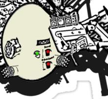 Eggulator Sticker
