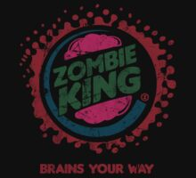 Zombie King Kids Clothes