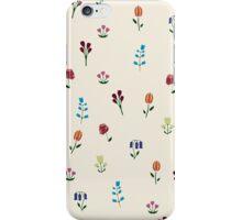 Carmen's Tiny Garden iPhone Case/Skin