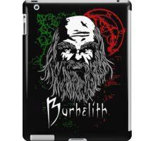 BARBELITH - Grant Morrison - INVISIBLES iPad Case/Skin