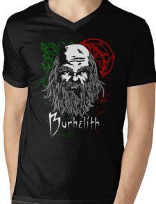 BARBELITH - Grant Morrison - INVISIBLES Mens V-Neck T-Shirt
