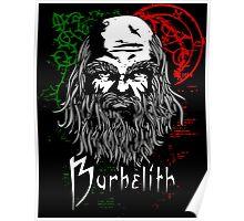 BARBELITH - Grant Morrison - INVISIBLES Poster