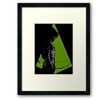 Arrow Vigilante Framed Print