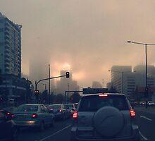 <--- Turn Left by Matthew Lokot