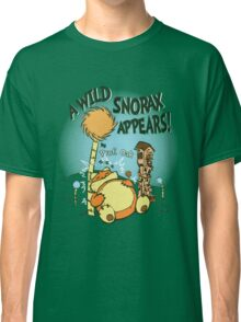 A Wild Snorax Appears Classic T-Shirt