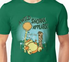 A Wild Snorax Appears Unisex T-Shirt