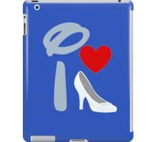 I Heart Cinderella iPad Case/Skin