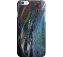The malevolent force of evil iPhone Case/Skin
