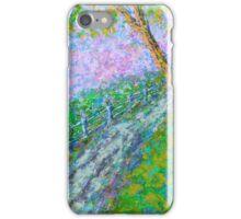 Country Lane iPhone Case/Skin
