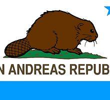 San Andreas Republic by benenen
