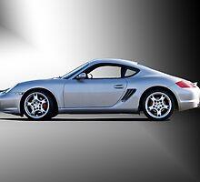 2006 Porsche Cayman S - Profile by DaveKoontz