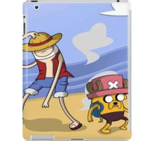 Adventure Time One Piece iPad Case/Skin
