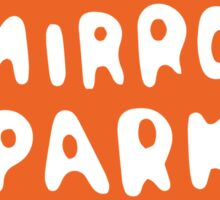 Mirror Park Sticker