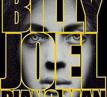 Billy Joel Piano Man by rakasuryanta