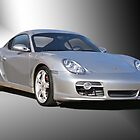 2006 Porsche Cayman S - Pass Side by DaveKoontz
