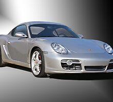 2006 Porsche Cayman S - Pass Side by DaveKoontz