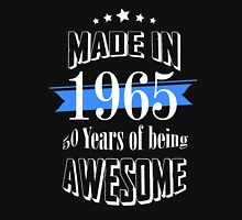 Made in 1965 50 years of being awesome T-Shirt