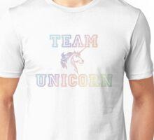 Team Unicorn Unisex T-Shirt