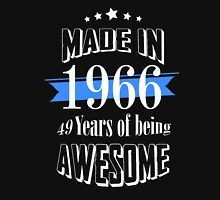 Made in 1966 49 years of being awesome T-Shirt