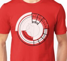 Stylised Prototype Shield Unisex T-Shirt
