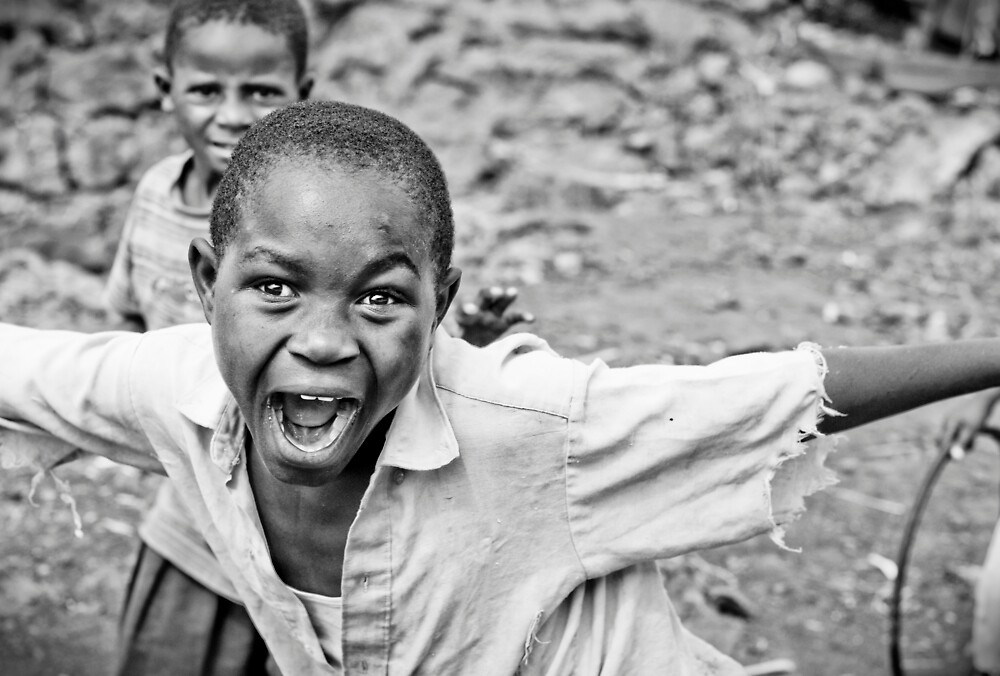 Running Boy by Melinda Kerr