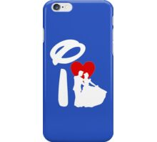 I Heart Happily Ever After (Inverted) iPhone Case/Skin