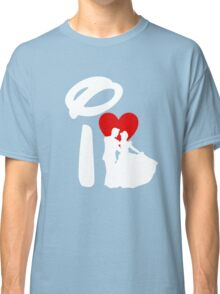 I Heart Happily Ever After (Inverted) Classic T-Shirt