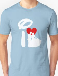 I Heart Happily Ever After (Inverted) Unisex T-Shirt
