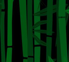 Bamboo trees Sticker