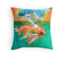 Splendiferous Throw Pillow